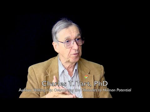 Video Nugget: Experimental Spirituality With Charles T. Tart
