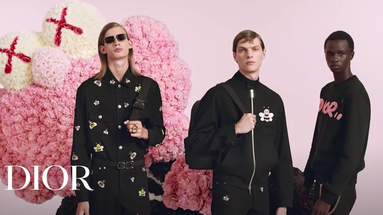 4568eeb21acc Dior Men Summer 2019 Campaign Video - YouTube