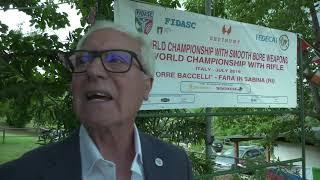 1° campionato del Mondo di Tiro a Palla e Tiro di Campagna