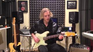 Killer Blues Turnaround in the Style of Eric Clapton - Blues Guitar Lesson