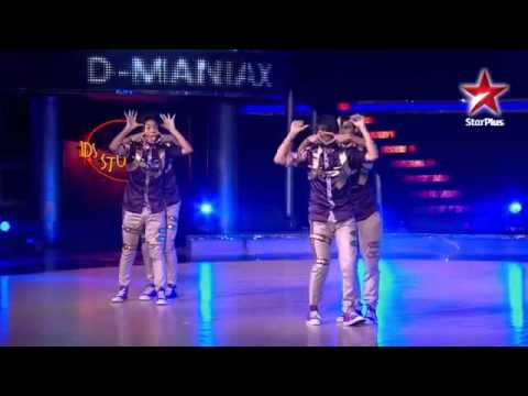 D-maniax crew  face off round performance
