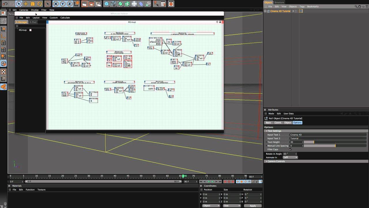 developing cinema 4d user controls through xpresso youtube rh youtube com Roblox Cinema 4D Autodesk Maya