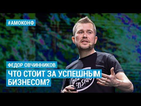 Федор Овчинников (Додо Пицца) – Что стоит за успешным бизнесом?