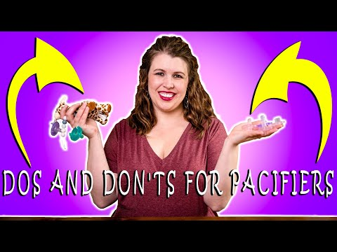 Dos and Don'ts for Pacifiers! Best Pacifier for your Babies!