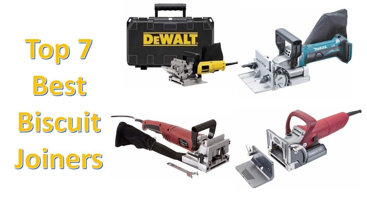 best biscuit joiners of 2018 - tools for woodworking