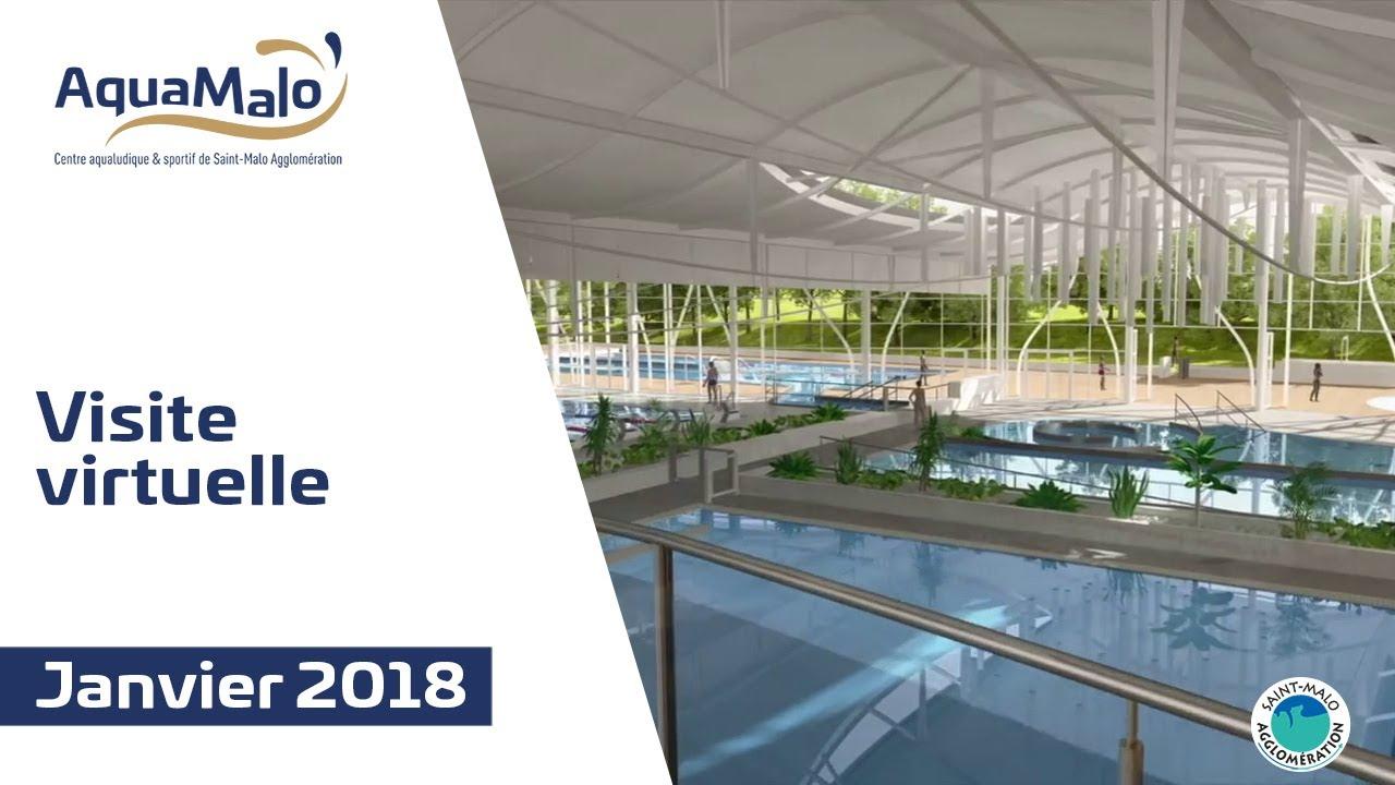 Projet Piscine Saint Andre De Cubzac projet aquamalo : visite virtuelle - janvier 2018