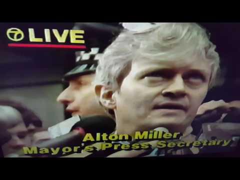 My Dad the cop. (mayor Harold Washington)