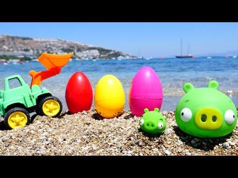 Видео для детей про игрушки: Мама Свинка ищет малыша from YouTube · Duration:  5 minutes 31 seconds
