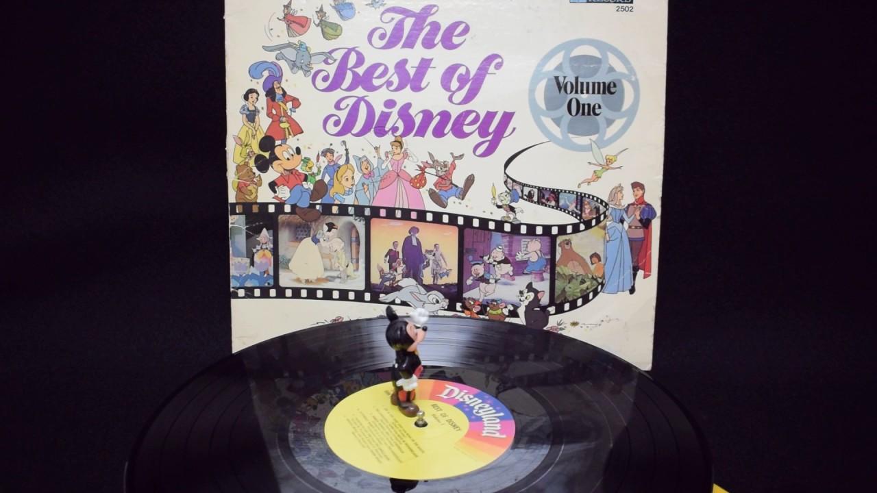 dinseyland record/ディズニーランドレコード・vintage/ヴィンテージ