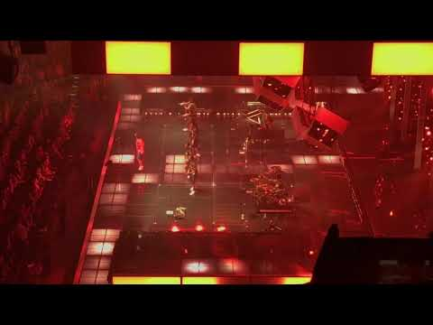 Bruno Mars - Phoenix 2017