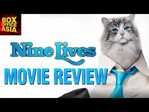 Nine Lives Full Movie Review | Kevin Spacey, Jennifer Garner | Box Office Asia