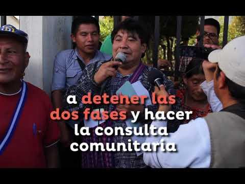 Oxec, un caso que cambiará las consultas comunitarias en Guatemala