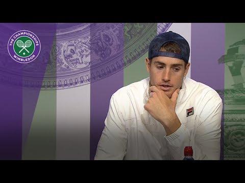 John Isner 'can keep doing damage' | Wimbledon 2018