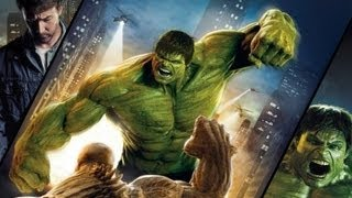 "The Incredible Hulk - ""Animal I Have Become"""