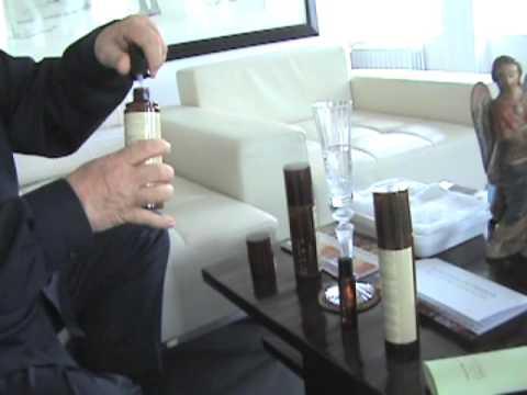 Horst Rechelbacher Drinks In Hair Spray Youtube