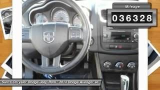2014 Dodge Avenger SIERRA CHRYSLER DODGE JEEP RAM: MONROVIA, DUARTE, AZUSA, GLENDORA, ARCADIA C0835