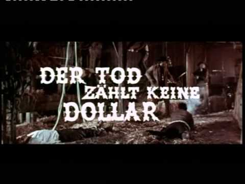 La Morte non Conta i Dollari (Trailer Tedesco)
