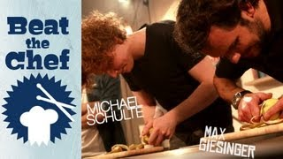 Max Giesinger und Michael Schulte (Beat The Chef)