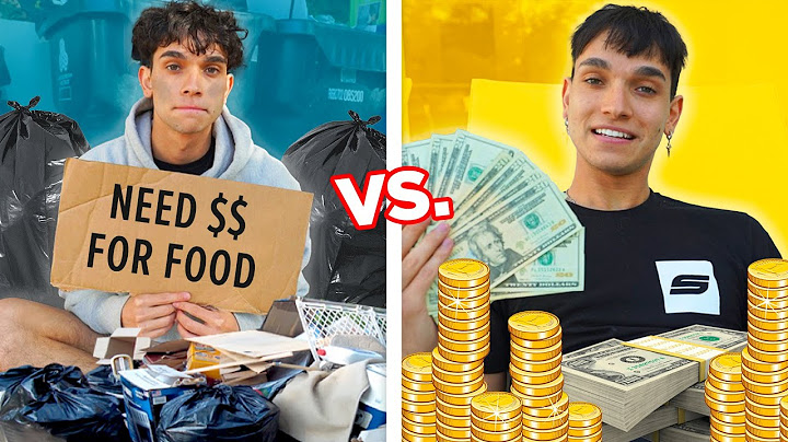 rich brother vs poor brother