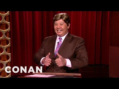 Andy Outsourced His Job To China - CONAN on TBS