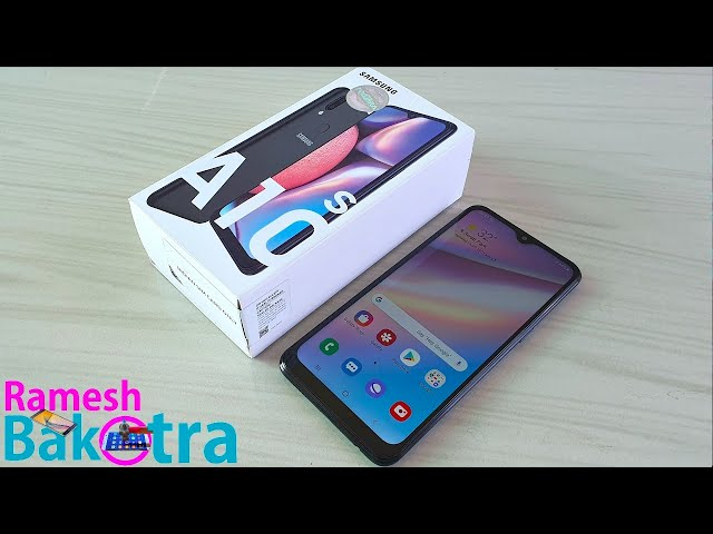 Samsung Galaxy A10s Unboxing and Full Review