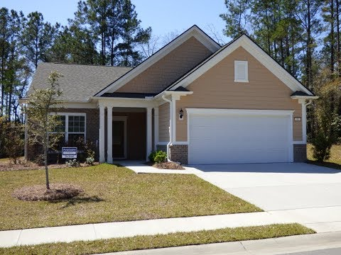 New Pulte Martin Ray Model Home at the Haven in Bluffton SC