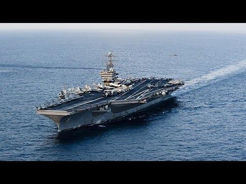 Aircraft Carrier Hd Wallpaper Top 10 Los Portaaviones M 225 S Grandes Del Mundo Youtube