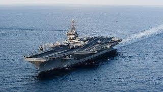 top 10 los portaaviones más grandes del mundo