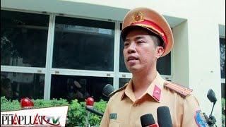 PLO - Trưởng phòng CSGT TP.HCM gửi lời chúc đến U-23 Việt Nam