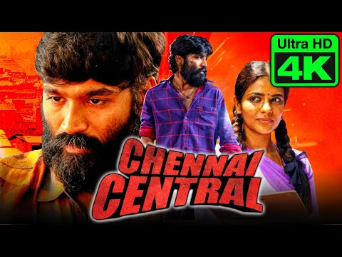 Chennai Central (Vada Chennai) - 2020 Full Hindi Dubbed Movie In (4K ULTRA HD) | Dhanush, Andrea