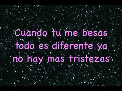 El Bebeto 2014- Cuando Tu Me Besas Letra