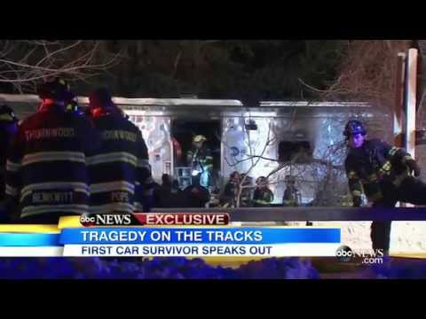 Train Crash Survivor Describes Harlem Line Accident