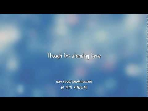 SE7EN- Somebody Else (Korean Version) lyrics [Eng. | Rom. | Han.]