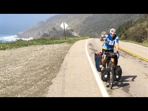 Cycling From San Francisco to Los Angeles