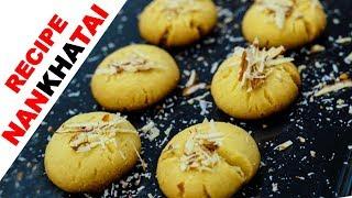 Nankhatai Recipe Foodies  ਨਾਨਖਟਾਈ ਬਣਾਉਣ ਦਾ ਸੌਖਾ ਤਰੀਕਾ Latest Food Video 2018