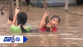 Sông cạn dần, người dân miền Tây 'gặp hạn'   VTC