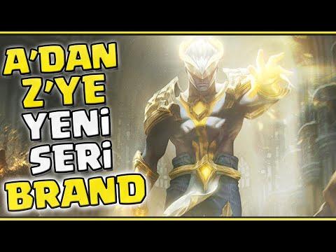 A'DAN Z'YE YENİ SERİ #BRAND !!! BOTTA 2V1 ATAN DESTEK !!! Apophis