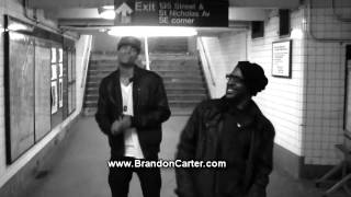 """""""SUBWAY BUS OR WALKING"""" Brandon Carter (Lloyd Banks - Beamer, Benz, Or Bentley Remix)"""