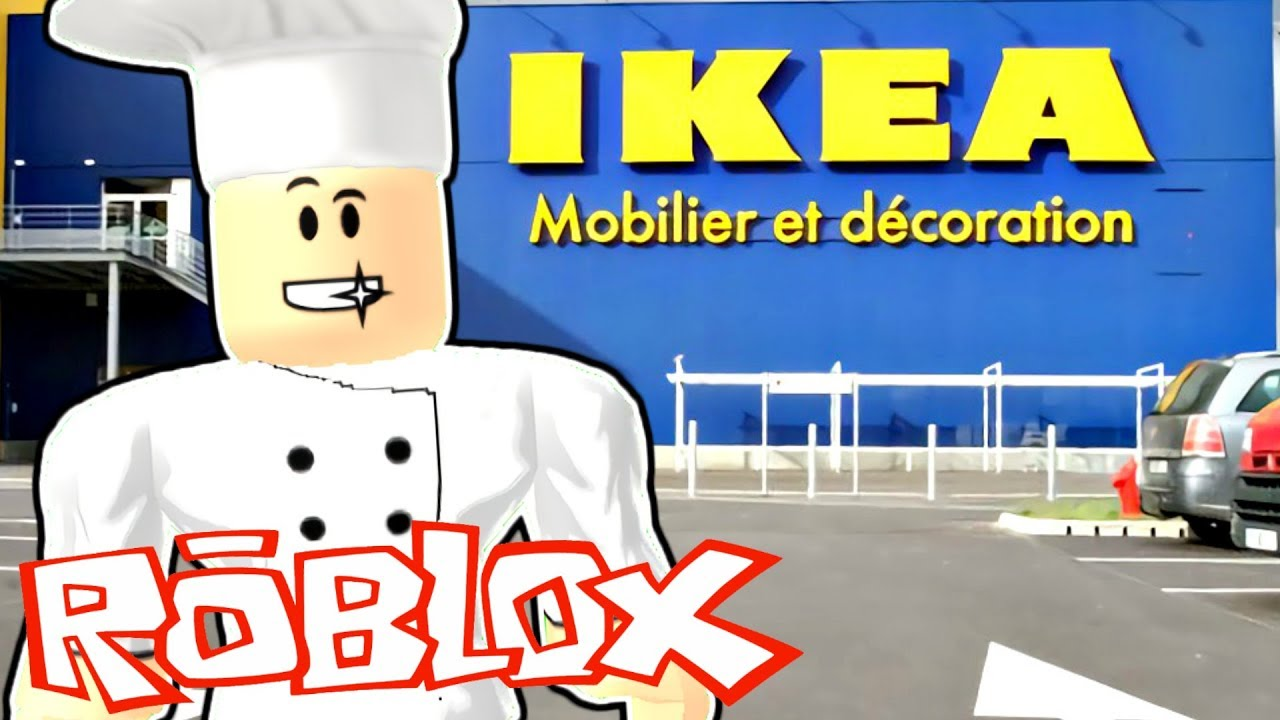 MA VISITE À IKEA - Roblox Restaurant Tycoon - YouTube