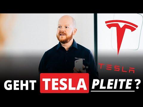Geht Tesla pleite? | Jens Rabe