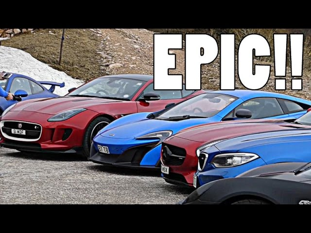 THE MOST FUN YOU CAN HAVE WITH SUPERCARS!!