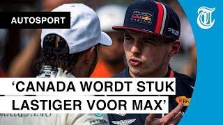 'Hamilton voelt zich bedreigd door Verstappen'
