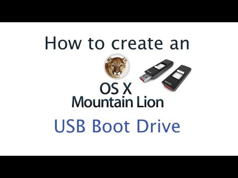 How To Create Bootable USB Flash Using UniBeast And Mac OS