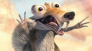 Scrat in Acorn Heaven Scene - ICE AGE 2 (2006) Movie Clip