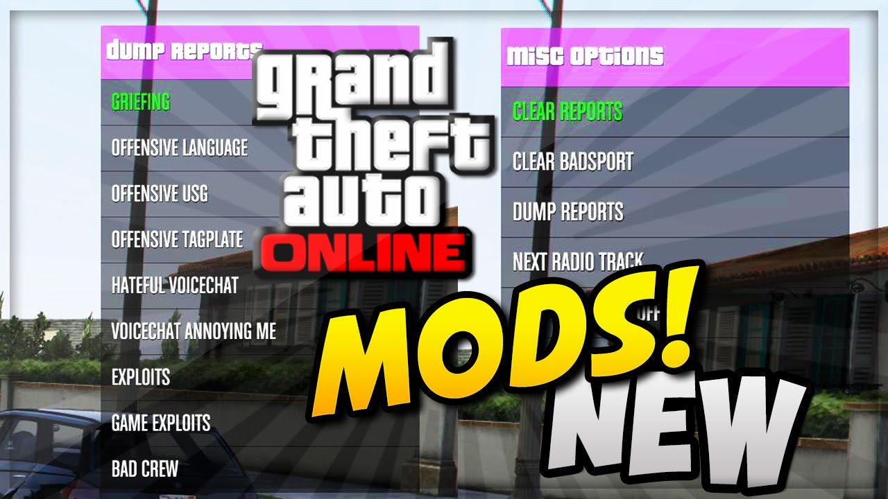 GTA 5 Online MODDERS CAN'T BE BANNED! New Mod Menu