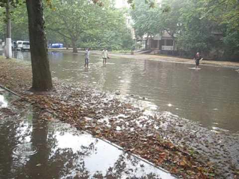 Последствия долгожданного дождя