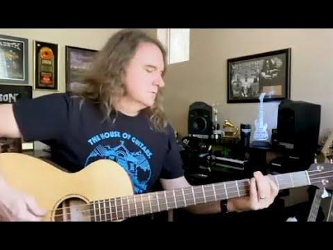 "Ellefson feat. Megadeth's David Ellefson ""Simple Truth"" playthrough posted off EP"