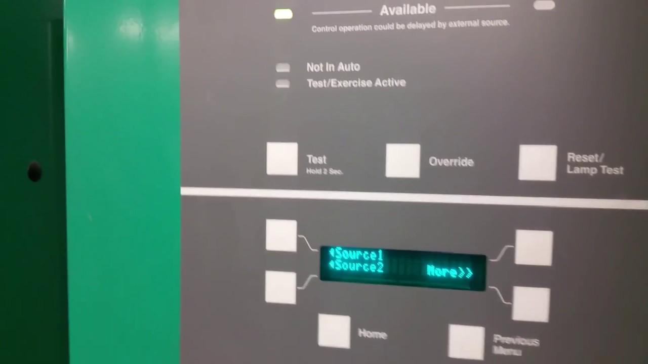 Cummins Power Password Youtube Control Panel Wiring Diagram In This Diesel Generator Premium