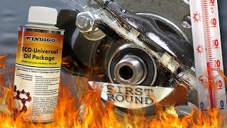 Windigo Eco-Universal Jak skutecznie dodatek do oleju chroni automatyczną skrzynie biegów? 100°C