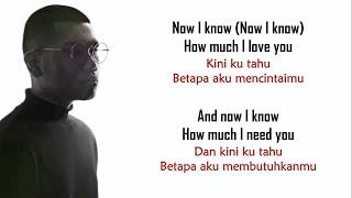Download Kaleb J - Now I Know   Lirik & Terjemahan Indonesia